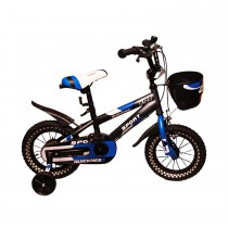 BMX 12'' Kids Bicycle (Quickness)