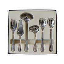 6 PCS Serving Set