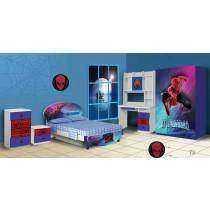 Spiderman Kid Bedroom Set