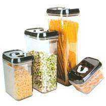 Storage Jar 4 pcs