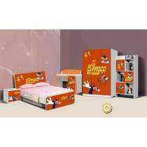 Super Charged Kid Bedroom Set