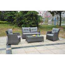 4-Piece Outdoor Sofa Set