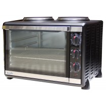 BelAir Electric Oven with Hot Plates on Top