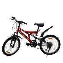 "MTB 20"" Boys Bicycle (Fast Track)"