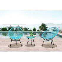 Rattan Sofa Components (Rope style)
