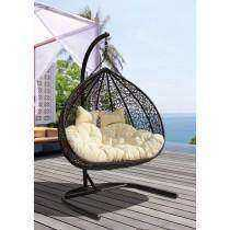 2-Seater Hanging chair
