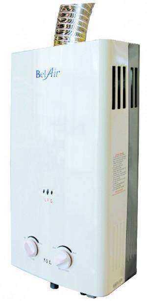 BelAir Gas Water Heater 10L