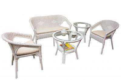 Natural Rattan sofa Components