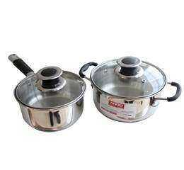 2PCS Chef Cookware