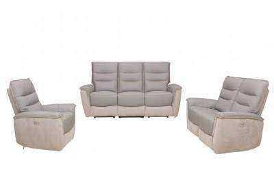 Electric Recliner Sofa Set