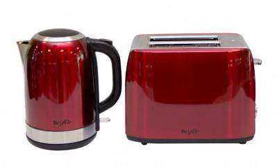 BelAir Kettle & Toaster Set
