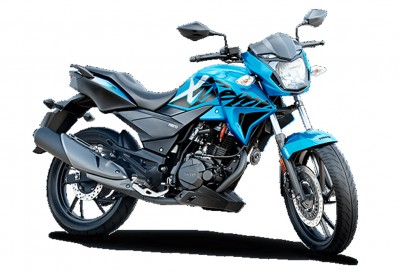 Hero 4 Stroke Motorcycle