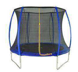 10 FT Trampoline W/ Safety Net