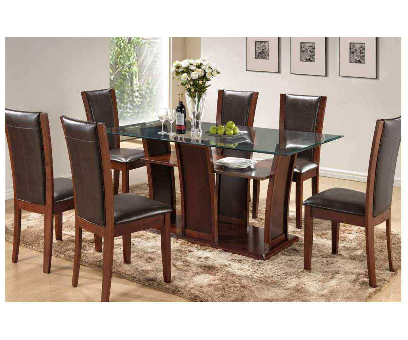 6 seat dining