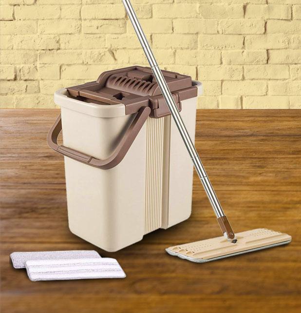 Wash & Squeeze mop