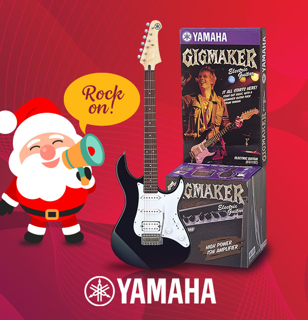 Yamaha Guitar Package at Jkalachand